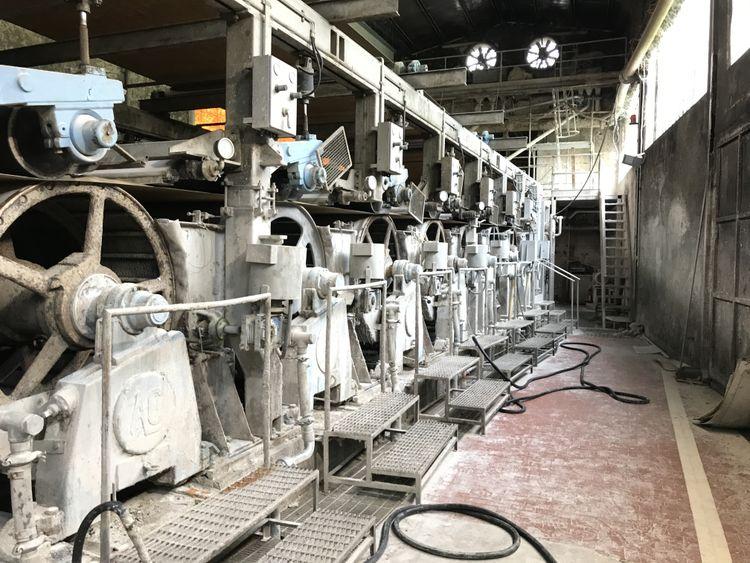 Board Machine 2590 mm 320-1000 gsm 75/80 TPD