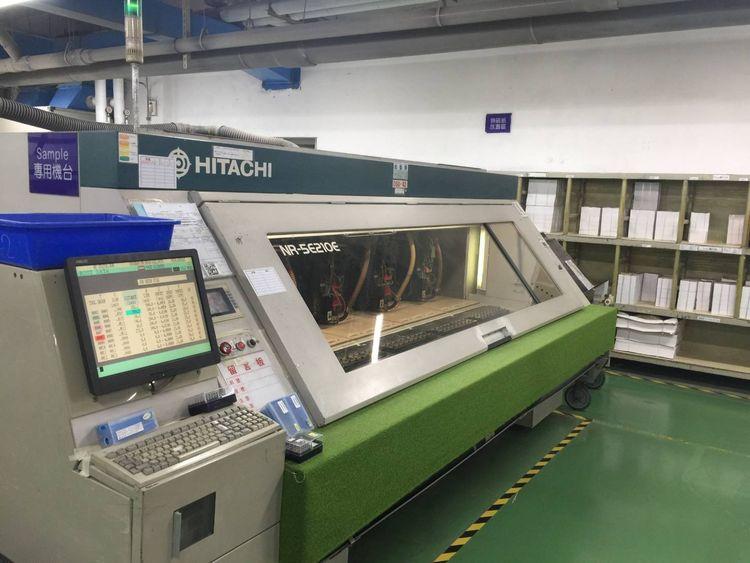 9 Hitachi NR-5E210E
