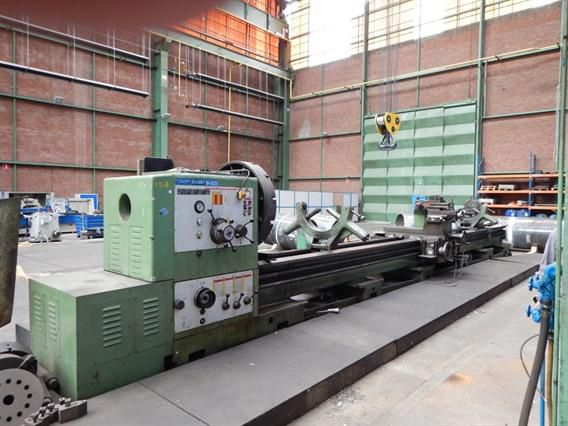 Merli Centre lathes 800 rpm Clovis Ø 1300 x 10 000 mm