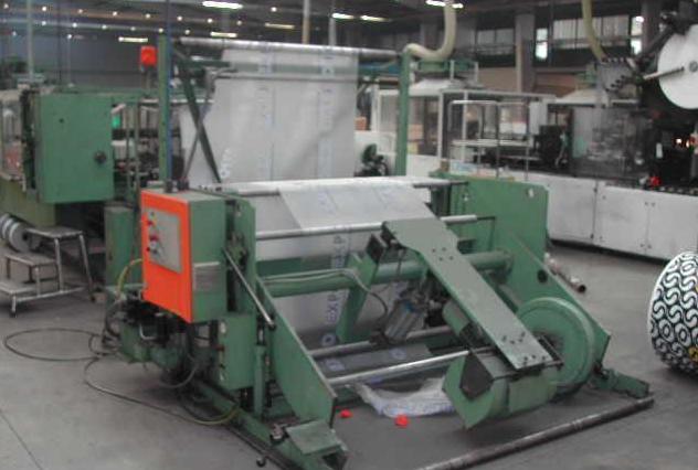 Lemo Intermat 850 DKT Bag making machine