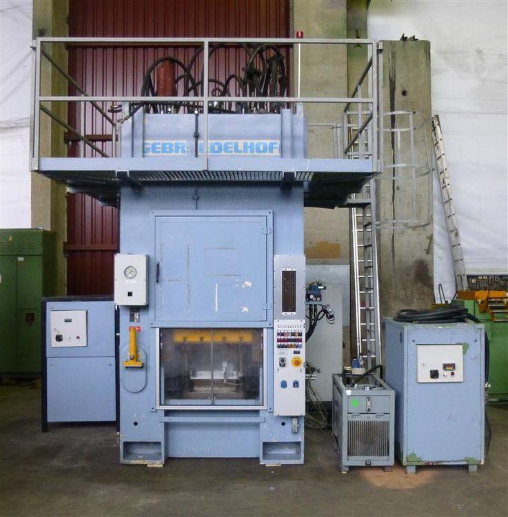 Edelhoff HZP 160 160 Ton