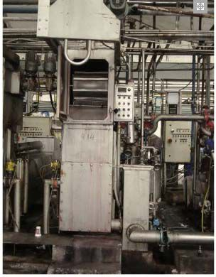 4 Camber AT, Dyeing Machines 100 Kg