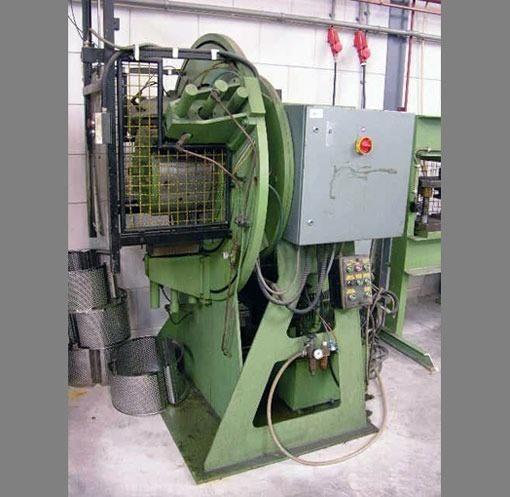 ZM 3-points press  Hydr. Rounding press