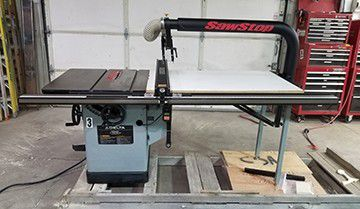 Delta 84-418, Table Saw