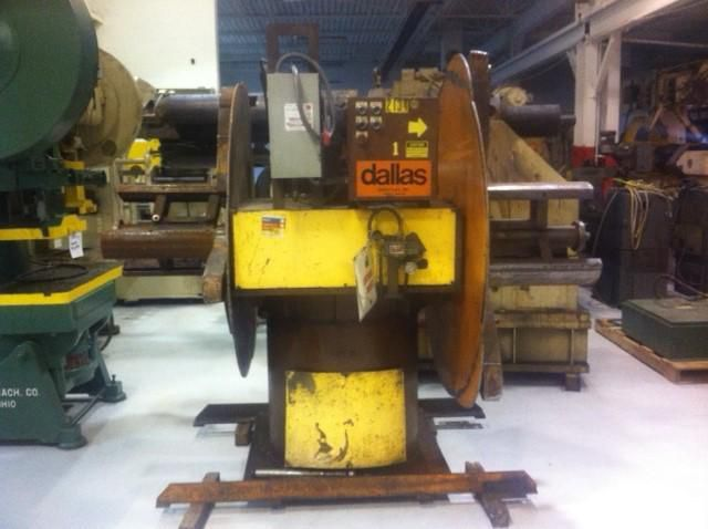 Dallas Dallas Industries Double End Reel 4,000 lbs