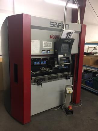 Safan SMK 25-1250 25 Ton