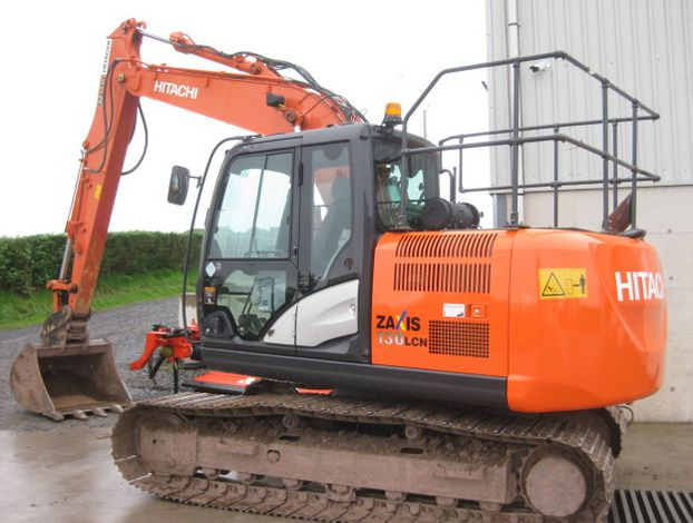 Hitachi ZX130 LCN-5 Excavator