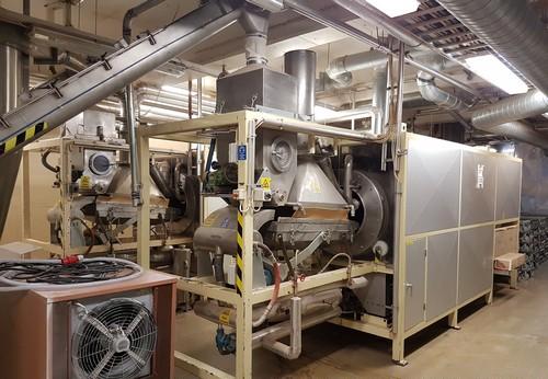 Carle & Montenari Cocoa Powder Production Line