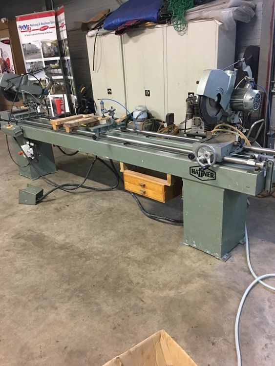 Haffner DGS 182 Double miter saw