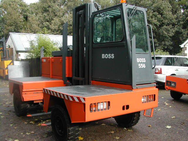 Boss 556 5000 KG Cap.