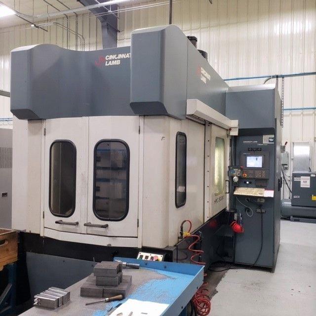 Cincinnati LAMB HPC-500XT