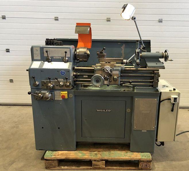 Weiler Engine Lathe 3550 rpm MATADOR VS 2