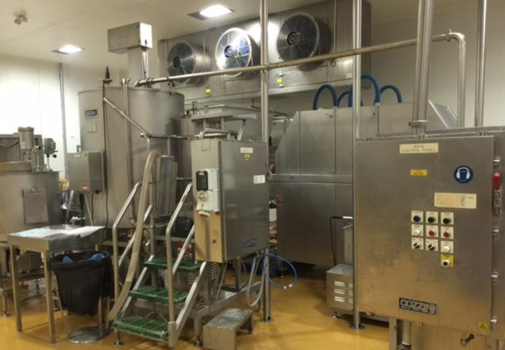 Cozzini Meat In Meat System