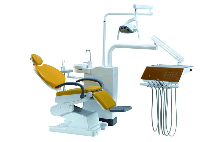 Others DTK-899 ( Folded ) New design Dental Chair with folded leg rest, touched control system with 9 memorize, CE ISO