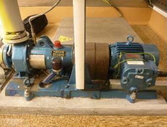 Labour EO5O-32-125 Centrifugal Pump