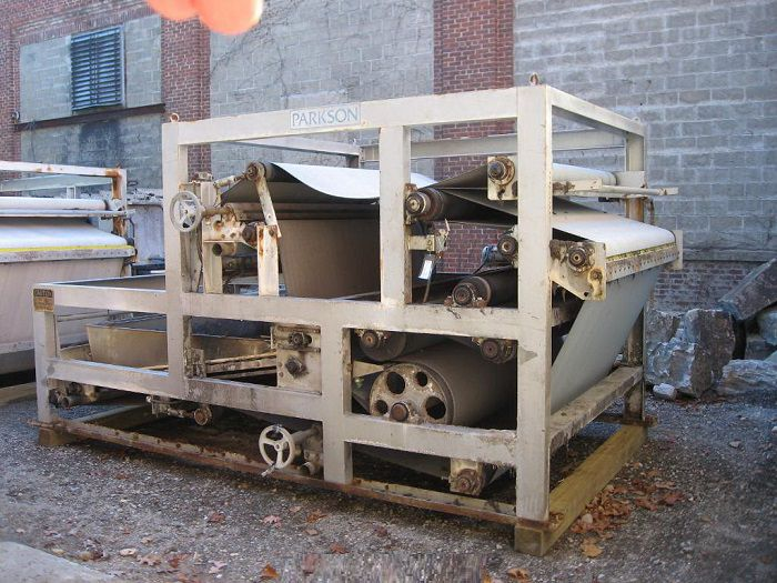 Parkson 1000-2.0 Sludge Dewatering Press