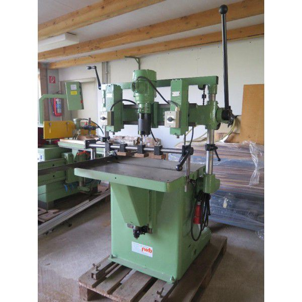 Mayer DBSH, Drilling machine