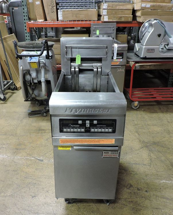 Frymaster RE114TCSD Electric Fryer