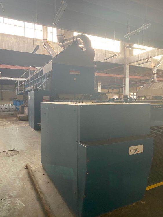 Benninger Sizing Machine 280 Cm