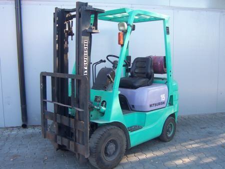 Mitsubishi FG 15 1500 kg