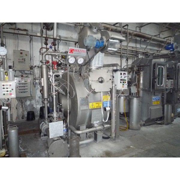 Brazzoli SAT 50 50 Kg Jet dyeing machines