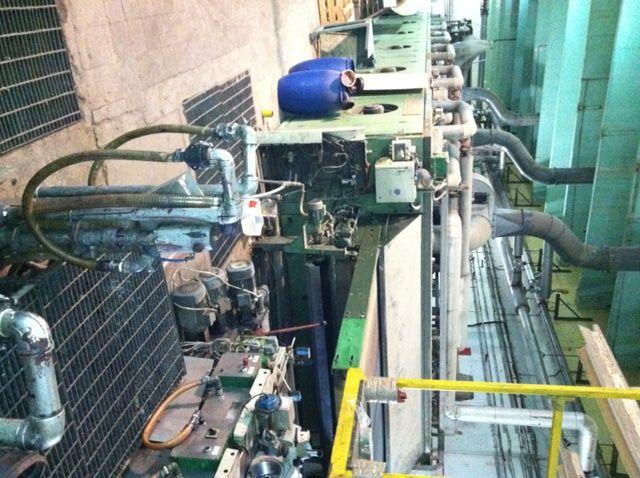 Zimmer R92-EA-62 300 Cm Rotary Printing Machine