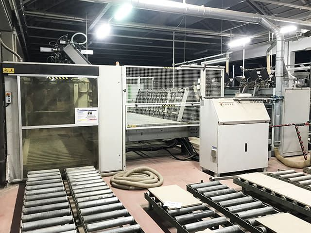 Biesse, RBO TECHNO SDT, TECHNO FDT, TORNADO, Drilling and Dowelling Line