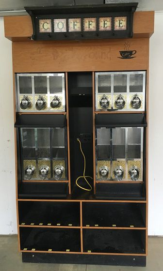 Other COFFEE DISPLAY CASE