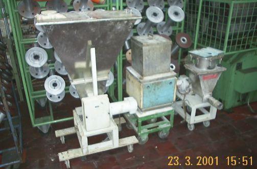single screw Plasticizers lab
