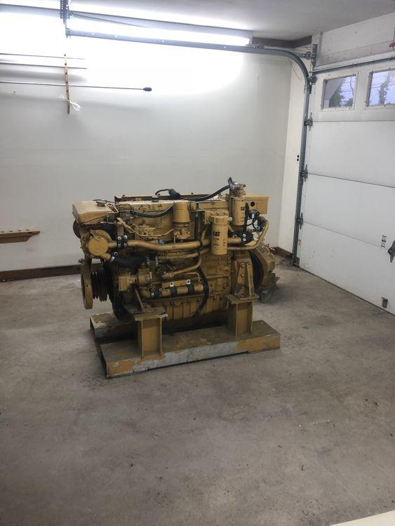 CAT 3126 Marine Engines