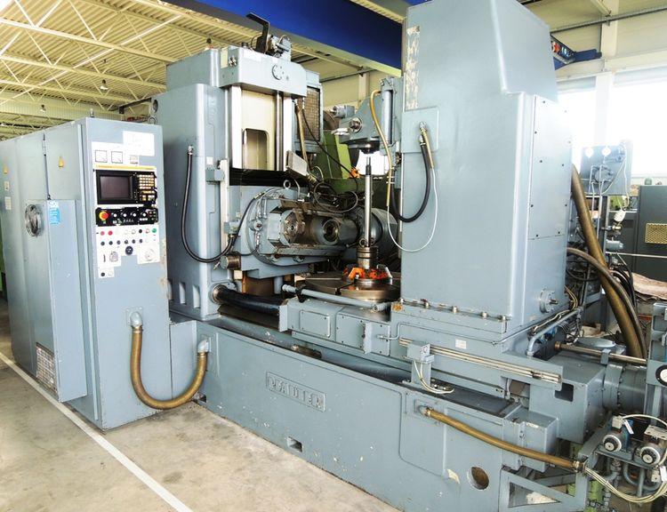 Pfauter P 1000 Max.  235 rpm CNC – Controlled Universal Gear Hobbing Machine