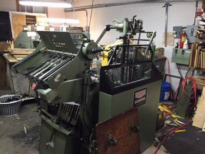 Kluge EHD Hot Stamp