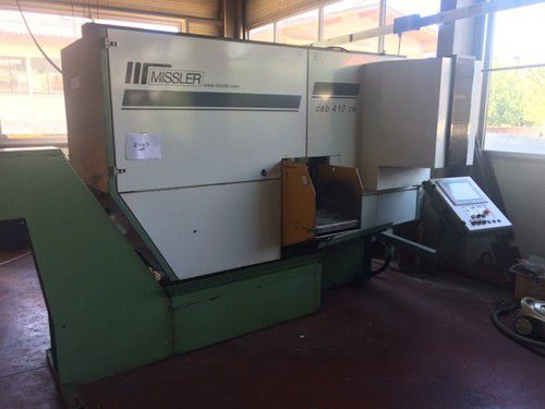 Missler DEB 410 CE vertical semi automatic