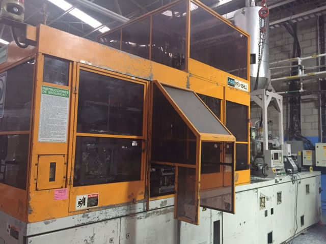 Nissei ASB PF3-1BHLL Injection Stretch Blow Moulding machine
