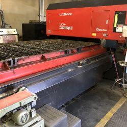 Amada LCV-3015 CNC Laser 16LB Control (Fanuc)