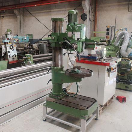 Modig RBM 28B radial drill - MT 3. 1280 rpm