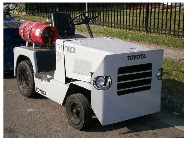 Toyota 2TG10 LPG
