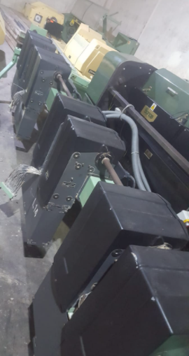 8 Staubli Salvadge Jacquards CX-160