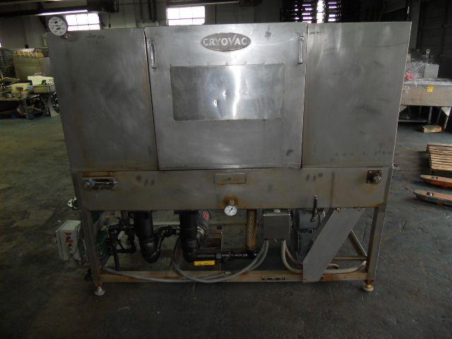 Cryovac 6570 B Steam Shrink Tunnel
