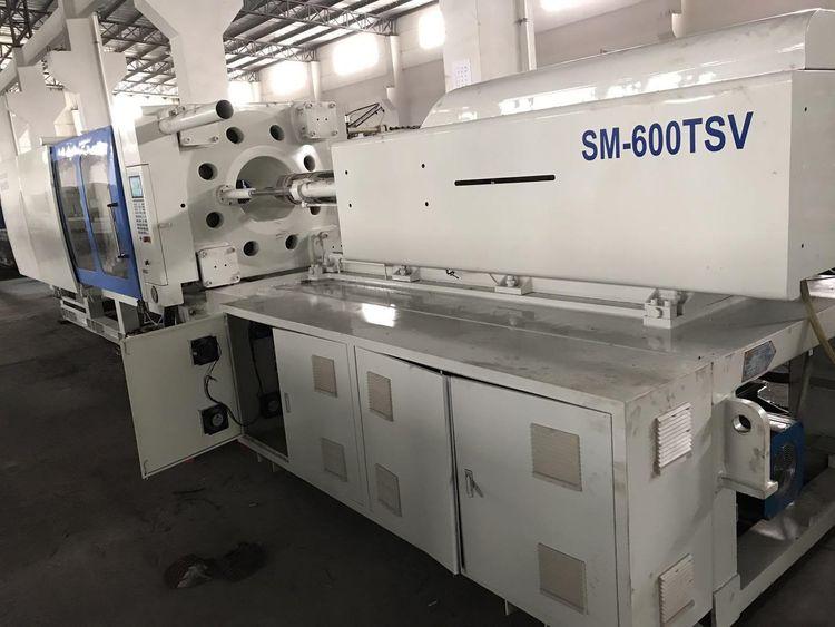 Chen Hsong SM600TSV 600 Ton