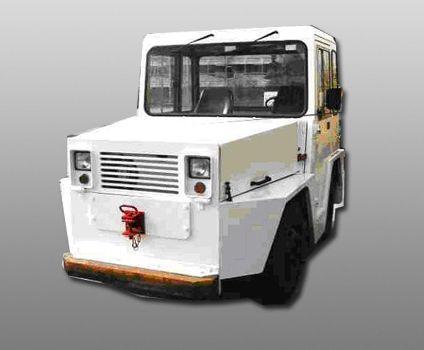 6 Mulag Baggage Tractor