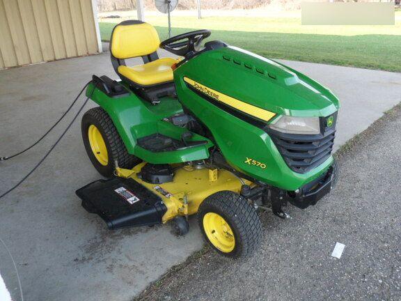 John Deere x570 Lawn & Garden Tractors
