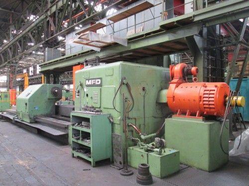 Hoesch MFD Engine Lathe 175 rpm D1100