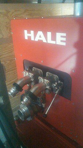 Hale FP1000D1, Snowmaking Water Pump