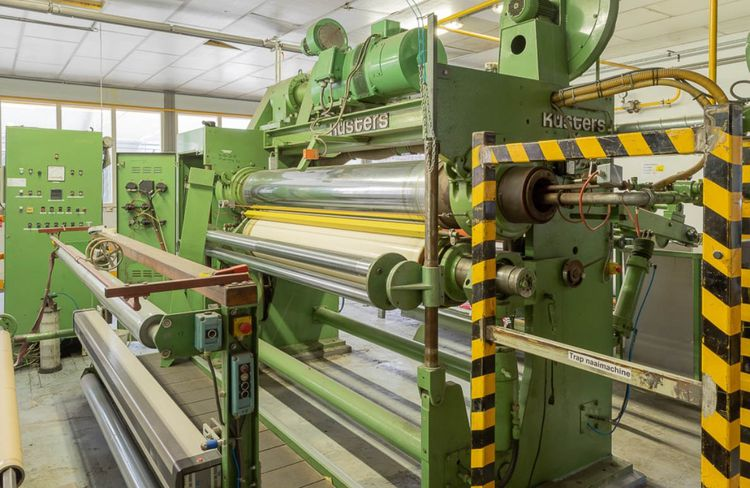 Kusters 212.50 220 Cm Rolling-Calender