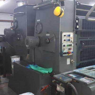 Heidelberg SORMZ, Offset Printing Machine 20 x 29 in