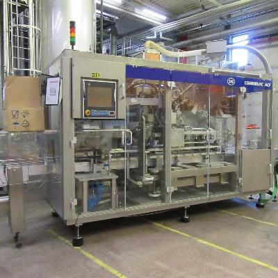 Combibloc, Sig ACF Aseptic capping machine