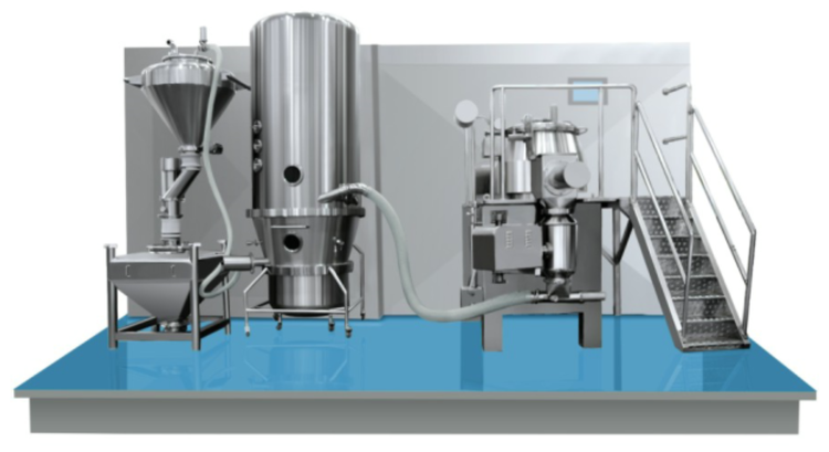 Fubang 1 Granulation module system