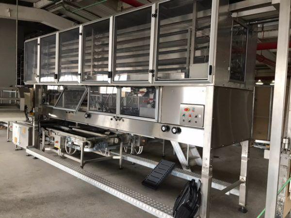 Mecatherm Tin Bread Line 2200 pounds