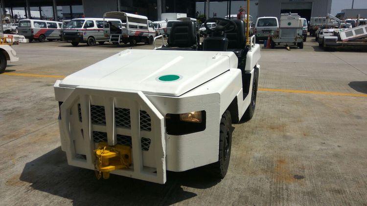 Toyota TD25, Baggage Tractor Diesel